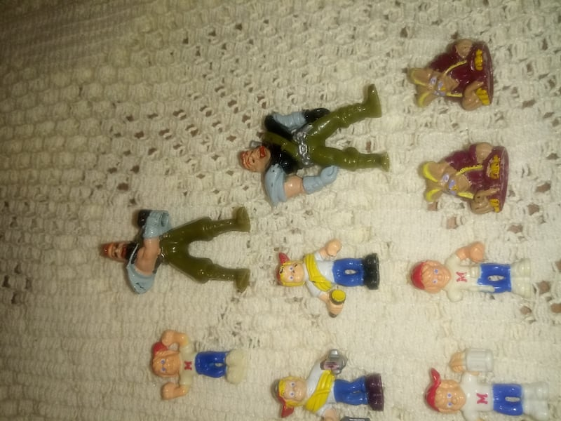 Have a Lot of 21 Various Mighty Max Action Figures For Sale! 96b49859-4fc7-4602-8f97-b6589c4145c6