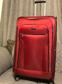 Kenneth Cole  Red Suitcase Tampa, 33609