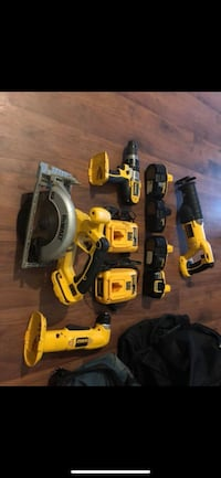 Power tools  Raleigh