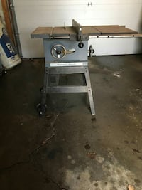 "Rockwell 10"" table saw Calgary, T3K 1K7"