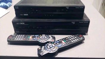 Rogers Nextbox 4642HD and 8642HD