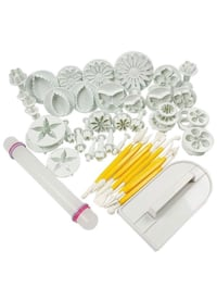 Fondant Cutter Cake Decorating Tools Baking Supplies Kit, 14 Sets 46pc Vaughan, L6A 3S3