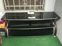 TV STAND 65-INCH Like New  Houston, 77036