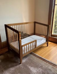 Crib/toddler bed Rockville, 20850