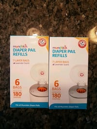 Diaper pail and bags Kitchener