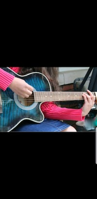 Guitar lessons for children or adults