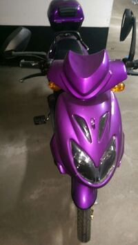 Purple E-bike (SERIOUS INQUIRIES ONLY) Toronto, M9A