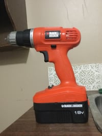 18V Black & Decker Drill with battery charger Calgary, T2A 5C4