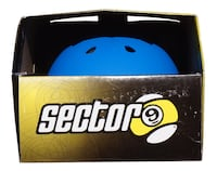 blue Sector bicycle helmet in box Ellicott City, 21043