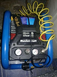 Black & Blue Matster Craft  Compressor  Cambridge, N3C 4E7