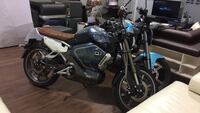 Super Soco TC Electric Motorcycle LSM  3731 km