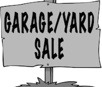 garage/yard sale signage San Antonio, 78249