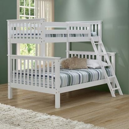 Hayneedle twin bed/full bed with trundle