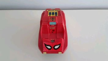 1980 Mego Spider-Man Machine