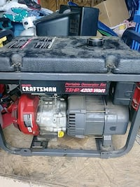 Craftsman 4200 watt generator Knoxville, 37921