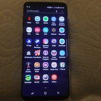 UNLOCKED SAMSUNG S9+ one month old  Fresno, 93703