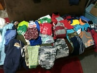 toddler's assorted clothes Stockton, 95207