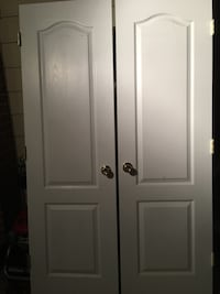 4 doors 24 inch each for closets  Gaithersburg, 20877