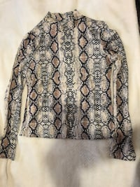 Snake top long sleeve  Grand Junction, 81501