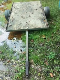 black and brown utility trailer Baltimore, 21209
