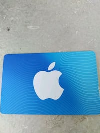 Apple gift card New Port Richey, 34652