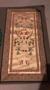 beautiful embroided table runner  Rockville, 20850