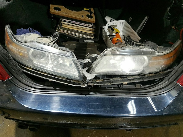 Used Acura TL Headlights For Sale In Brampton Letgo - 2004 acura tl headlights