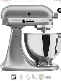 BRAND NEW NEVER OPENED KitchenAid mixer Manchester, 03103