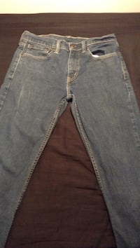 Pant Size 31x32 Levi Strauss Relaxed Fit Jeans Montgomery, 36117