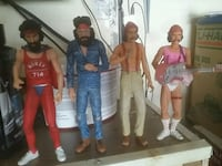 Action figures collectable Brampton, L6V 3R1