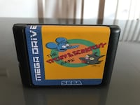 THE ITCHY & SCRATCHY , sega Mega Drive PAL Sevilla, 41020