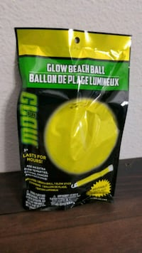 Glow in the dark beach ball Laguna Niguel, 92677