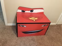 Cars toy chest Cypress, 77433