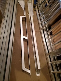 Side rails steel