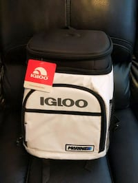 New igloo marone backpack cooler  Cambridge, N1T 1Y5