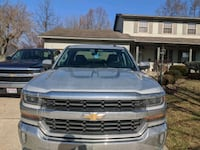 2016 Chevrolet Silverado 1500 LT 4X4 Double Cab St Youngstown