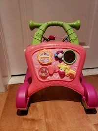 Baby Walker toy and activity station Richmond Hill, L4S 1R3