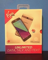 New Virgin Mobile Samsung J3 Emerge Smartphone Prattville, 36067