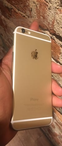 (PRICE IS FIRM)Unlocked any carrier Gold iPhone 6 16GB Washington, 20017