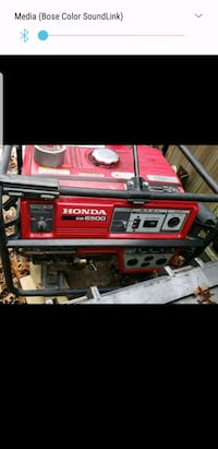 Eb6500sx portable generator Virginia Beach, 23452