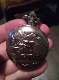 Pocket watch Edmonton, T5K 2A5