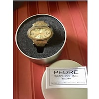 Nwt pedre watch reg$49 Indian Springs Village, 35244