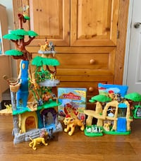 Disney Junior Lion Guard Toy Set Deerfield Beach