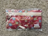 Makeup pouch from Japan  Langley