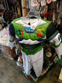 Buzz LIGHT Year Costume Small Size San Leandro