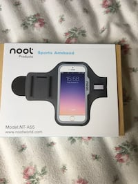 New - sports armband for iPhone 6/6s Plus 11 mi