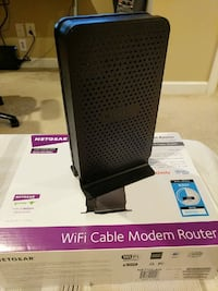 Net gear N300 C3000 WiFi Cable Modem Router Aldie, 20105