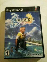 Final Fantasy X ps2 game Vancouver, 98661