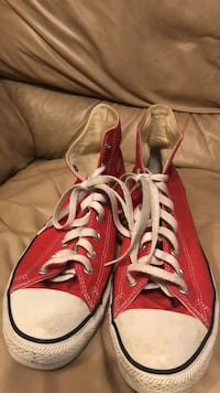 Red Chuck Taylors (Size 11 Mens) Palm Bay, 32907