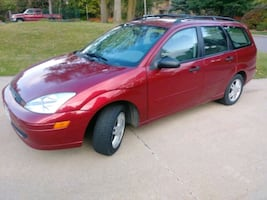 2000 Ford Focus ZXW SE 82k!